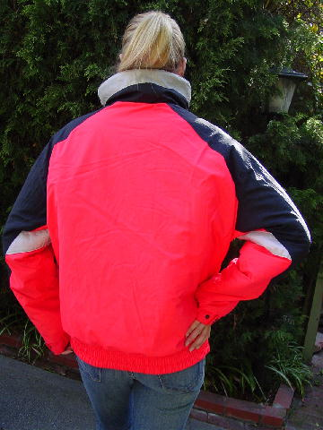 Women's Jacket-Roffe Ski Wear, Size 8